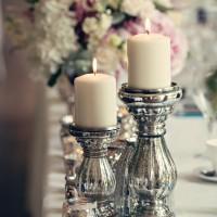 Chunky candle sticks
